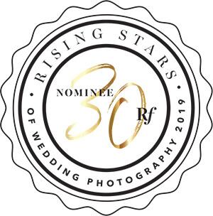 Rising Stars of Wedding Photograph Nominee 2019